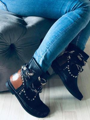 mokkasin støvler