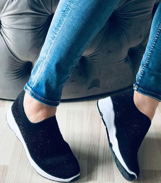 elastik sneakers