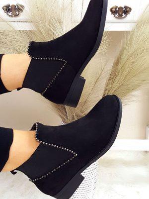 brooklyn ankelstøvler sort chicwear.dk.jpg