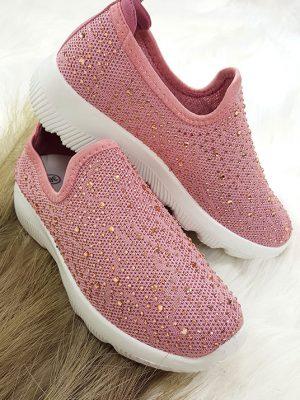 elastik sko pink chicwear.dk.jpg