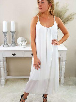 athene sommerkjole hvid chicwear.dk.jpg